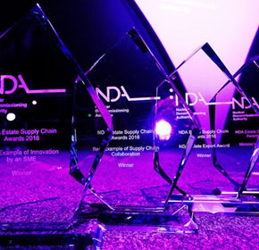 Omniflex wins NDA Award for its innovative RPN1 Radiological Protect