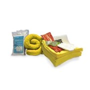 Hazchem Chemical Spill Kit Re-stock Pack – 40L