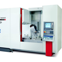 Italian 5 Axis Machining Centres | Sigma Flexi Series