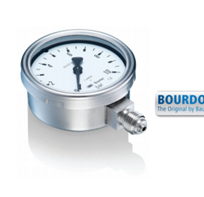 Industrial Mechanical Pressure Gauges | Baumer MEX2 - MEX3 - MEM3