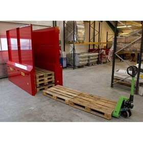 Greenline Pallet Stacker - Double Up