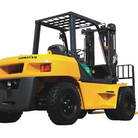7 to 8 Tonne Diesel Engine Forklift | DX Series