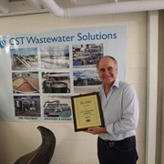 Global Environmental innovator names CST as top performer