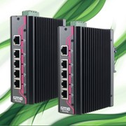 5 Port PoE Unmanaged Ethernet Switches | Neousys Technology EDX-104