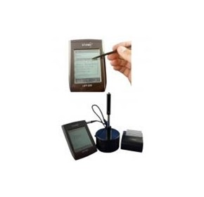 Portable Hardness Tester LCD Display with Stylus | Model LHT-200