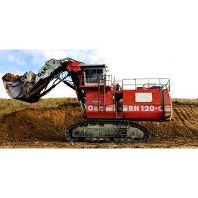 Hydraulic Excavators - Hofmann Engineering
