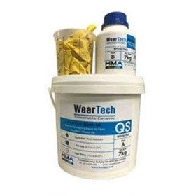 WearTech Trowelable Ceramics