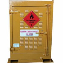 Outdoor Dangerous Goods Store -160 Litre