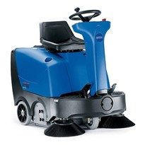 Ride On Sweeper | FLOORTEC R 360 P/B
