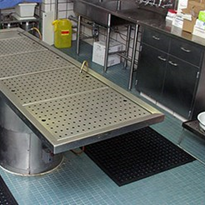 Kleen Tru Plus Kitchen Matting