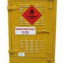 80L Outdoor Dangerous Goods Store | Manufactured In Australia