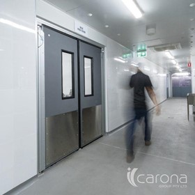 Personnel Access Traffic Swing Doors