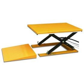 1T Low Profile Electric Lift Table
