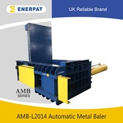 Scrap Aluminium Metal Balers  | Metal Baling Press Machine