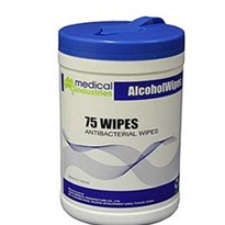 Antibacterial Alcohol Wipes | Isoprophyl Alcohol Wipes