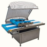 2 W Extra Wide Cut | Horizontal Boneless Meat Filleting Machine