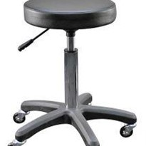 Stool with Rubber Wheels | (STOOL-SO1)