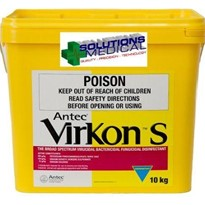 Virkon S Ultimate Broad Spectrum Virucidal Disinfectant