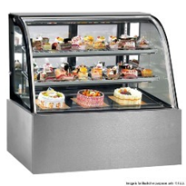 Refrigerated Cake Display Fridge | CG Series