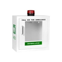 AED Cabinet with Strobe Light