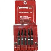 Metal Press & Punch I Centre Punch Set 5 Piece