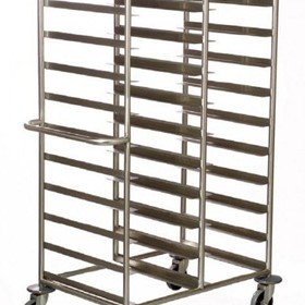 Paragon Light Weight Tray Trolley