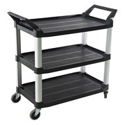 3 Tier Large Utility Service Trolley