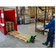 Pallet Magazine / Pallet Dispensers | PALOMAT Double Up