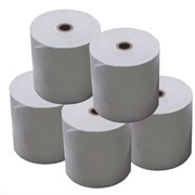 80mm x 80mm Thermal Paper Rolls - Box of 24 Rolls