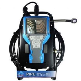 Articulating Borescope | Pipe Borescope