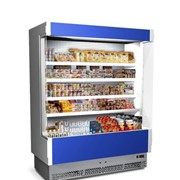 Refrigerated Open Display | Vulcano 80/125