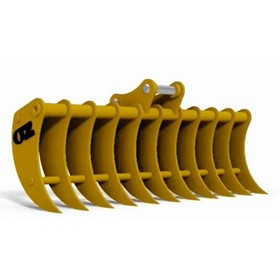 Excavator Attachments I Rakes