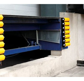 Vehicle Protection | A-SAFE | Dock Roller
