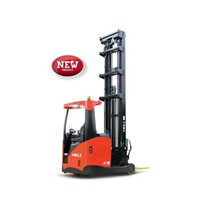Sit-On Reach Forklift Sales