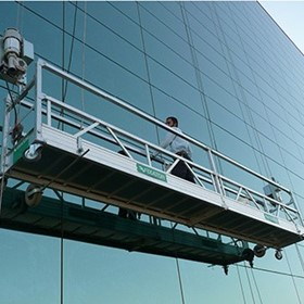 Scan Rent | Cable Suspended Platforms