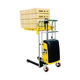 Electric Platform Stacker