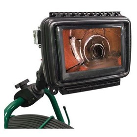 CCTV Pipe Inspection Camera | CustomEyes Sidepack 2