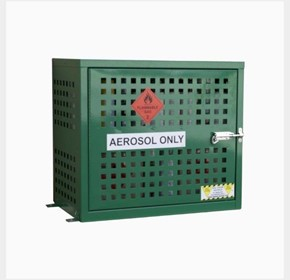 Aerosol Storage Cage – 216 Can 1800mm