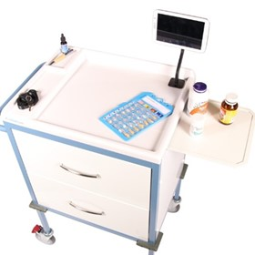 4Healthcare | Medication Cart | Ecart 4H503E