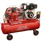 Air Compressor | Toolex Platinum Series | T20DES-70L