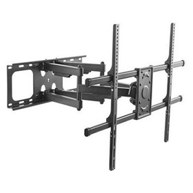 75kg Heavy Duty Dual Arm Tv Wall Mount
