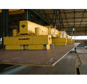 Heavy duty magnetic lifting systems succeed in Australia