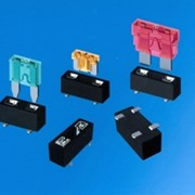 Surface Mount, 2-in-1 Auto Blade Fuse Holders | Keystone Electronics