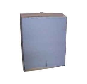 Toilet Dispenser | Slimline Stainless Steel
