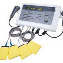 Therapeutic Ultrasound Combined 2/4 Pole Interferential | Vectorsonic