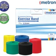 Progressive Resistant Exercise Band | Metron