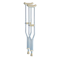 Aluminium Underarm Crutches | Patterson Medical