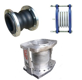 Rubber, PTFE & Metallic Expansion Joints