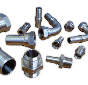 Industrial & Hydraulic Fittings