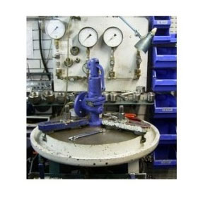 Safety & Relief Valve Testing & Refurbishing